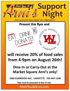 Arnis Support Night Poster _ WLSEF (1)
