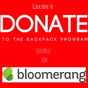 Backpack Donate