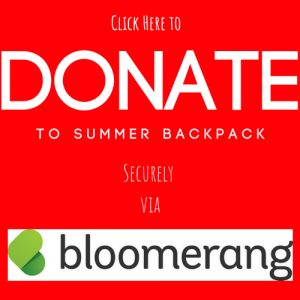 Summer Backpack Donate